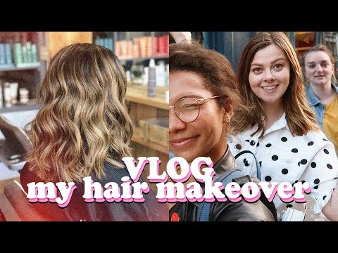 THE ONE WITH THE HAIR TRANSFORMATION | LUCY WOOD