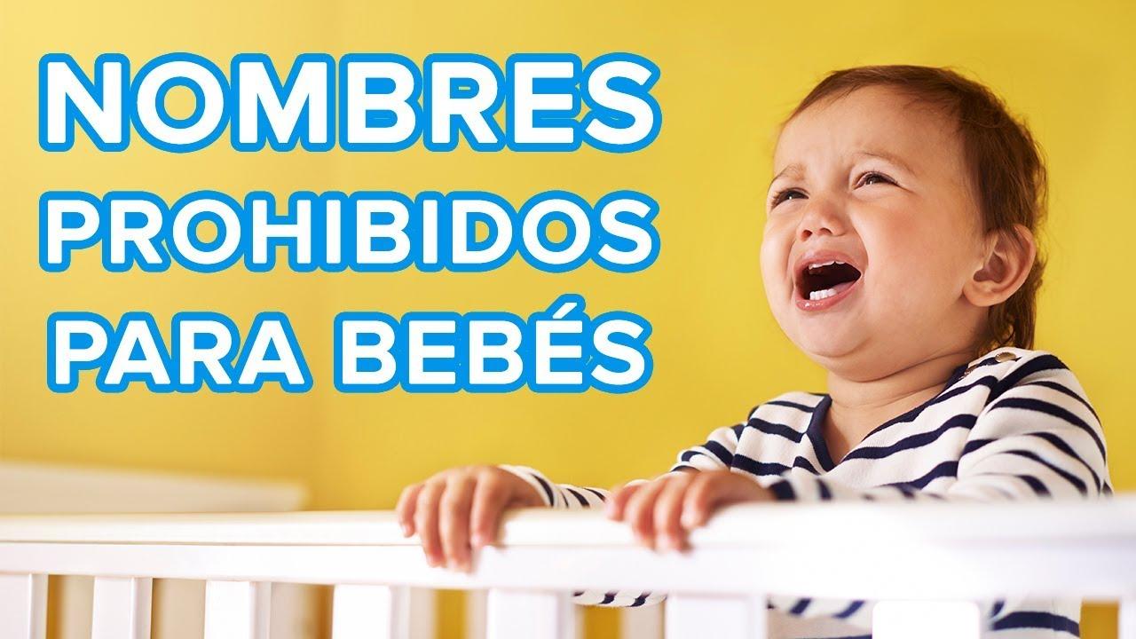 Nombres de bebés prohibidos en el mundo | Nombres muy raros para niños