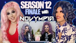 Picture of a podcast: Novympia's Drag Race Review