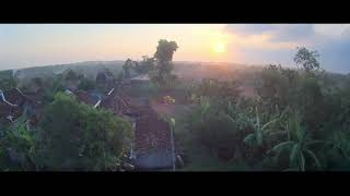 Senjaku di Dusun pacing | FPV Drone Sunset ????