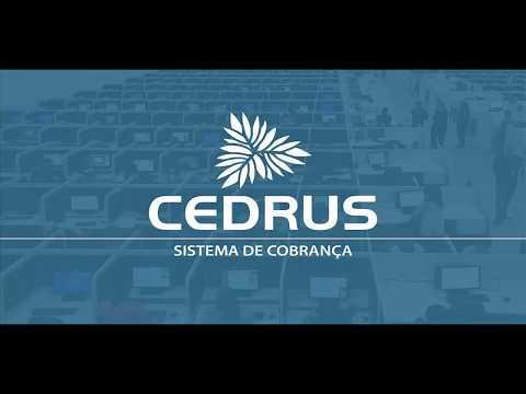 Apresentação Sistema de Cobrança   CEDRUS