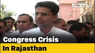 Congress Plan B In Rajasthan If Court Favours Sachin Pilot