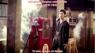 MBLAQ   Mona Lisa   Sub Español + Hangul + Romanización MV HD