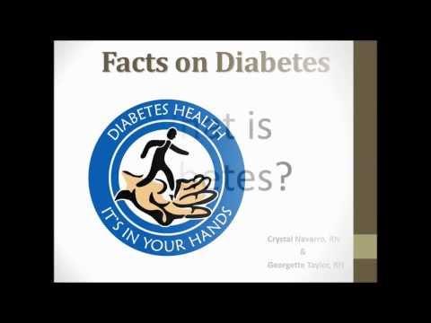 Diabetes, wenn Zucker ist normal