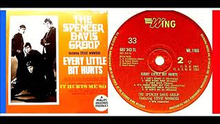The Spencer Davis Group - It Hurts Me So 'Vinyl'