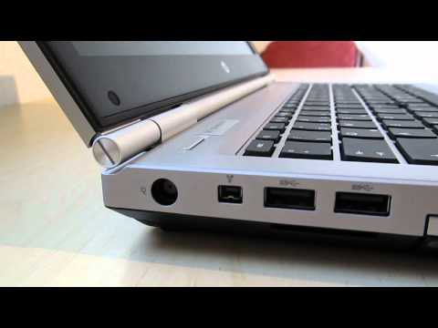 HD video of HP EliteBook 8460p