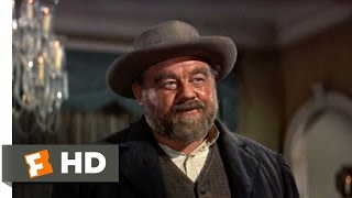 The Big Country (4/10) Movie CLIP - Rufus Crashes the Party (1958) High Quality Mp3