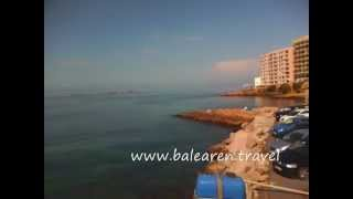 preview picture of video 'www.balearen.travel - Ibiza, Mallorca, Menorca, Sant Antoni de Portmany'