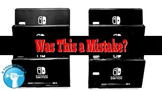 8 Broken Nintendo Switches From eBay - Are They Fixable?