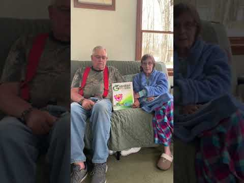 Vicki and Hubert are very happy with their Guardian Elite Series Windows and they have a really good experience!