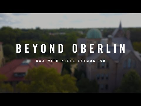 Beyond Oberlin: Q&A with Kiese Laymon '98