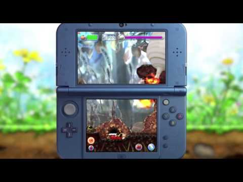 Видео № 0 из игры Hey! Pikmin [3DS]