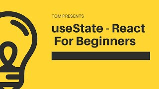 React Hooks - useState