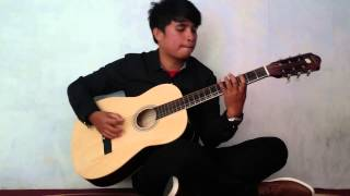 """Arch enemy Savage messiah """"accoustic guitar cover"""""""