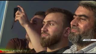 """На базе телеканала """"Грозный"""" состоялось взвешивание участников Proffight Akhmat Ichigeki-1"""