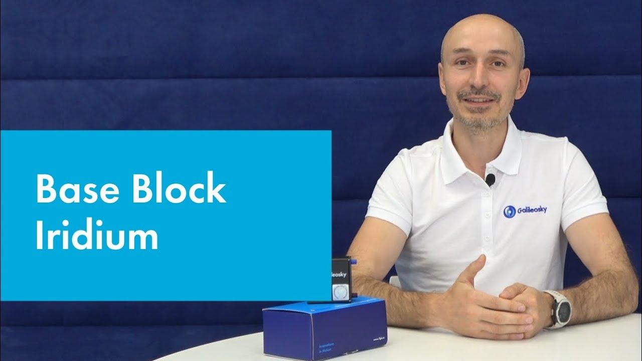 Revisión de Galileosky Base Block Iridium