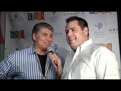 Ray Bourque explains why having dinner with him costs $10k!