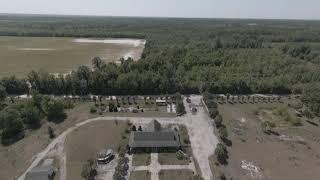 DJI FPV System and the Abandoned Senior Living Center