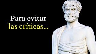 Las 91 Mejores Frases de Aristóteles (Narradas)