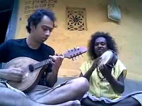 Kaliya, Dolinman Jams with Basudeb Das Baul