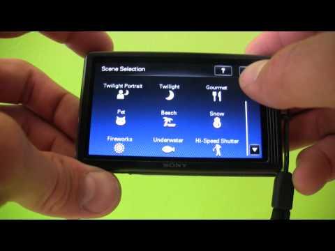 Sony Cyber-shot DSC-TX7 Review