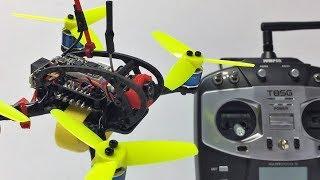 Innov 120 120mm brushless fpv racer DIY kit - Part 2 - Set Up