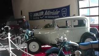 ADLER Sonderausstellung im Auto & Technik Museum Sinsheim