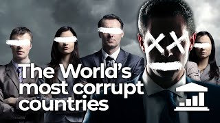 WHICH are the MOST CORRUPT countries in the WORLD? - VisualPolitik EN