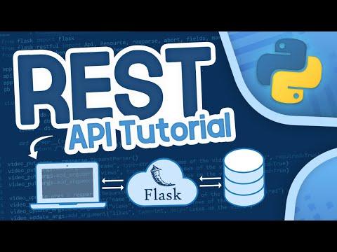 Python REST API Tutorial - Building a Flask REST API
