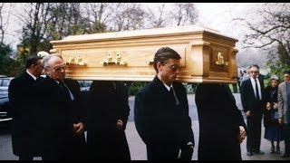Freddie Mercury Funeral - 27 November 1991