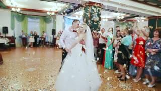 Професійна постановка весільного танцю - Володимир і Вікторія