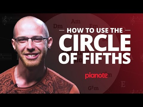 How To ACTUALLY Use The Circle Of Fifths