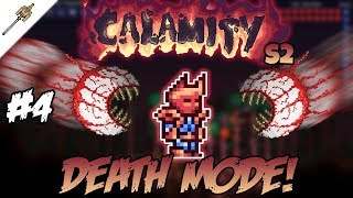My Luck is Unparalleled...Calamity Mod D-Mode   Episode 4 - Season 2  