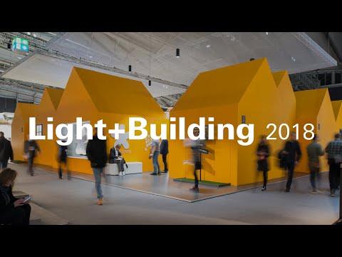 Intra lighting: Light + Building 2018