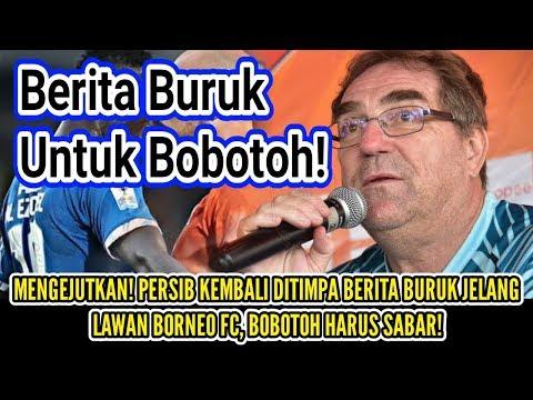 Mengejutkan! Bobotoh Harus Sabar, Berita Buruk Ini Menimpa Persib Jelang Lawan Borneo FC