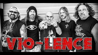 Interview with Sean Killian from VIO-LENCE!!