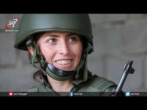 نساء وحروب
