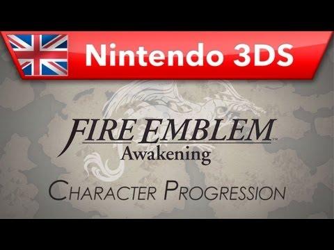 TV reklama a tutoriálová videa ze hry Fire Emblem: Awakening