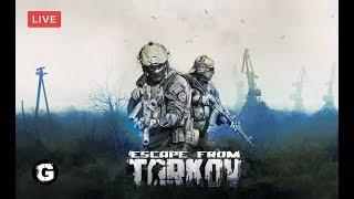 🔴 Стрим по игре Escape from Tarkov (Прокачка персонажа ) [18+] EFT