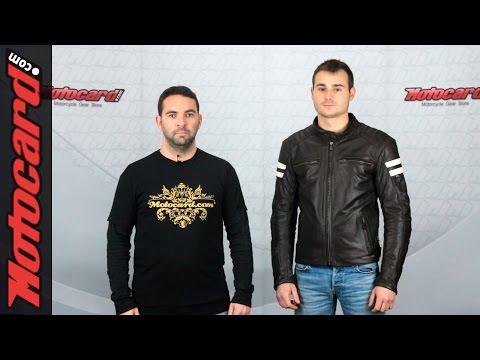Segura Retro: análisis de la chaqueta en Motocard.com