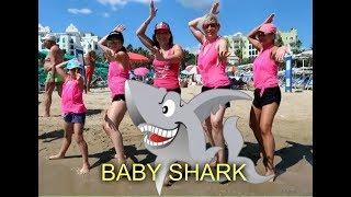 BABY SHARK - Zumbarina Ivana Pawlasová