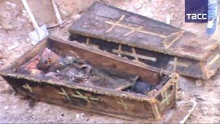 Видео: Гроб с останками русского генерала нашли в Турции