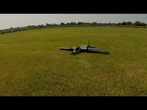 lidl-glider-to-3-motor-rc-plane-conversion--flight-video-