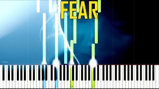 Fear - Doctor Who [Synthesia Tutorial For String Orchestra]