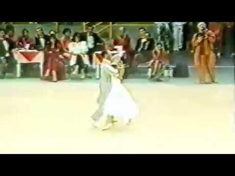 Preview video Fabio e Simona esibizione al campionato europeo professionisti 1992