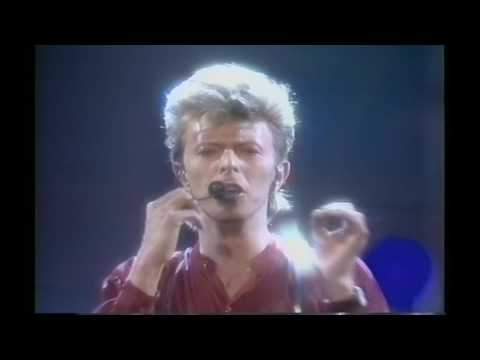 David Bowie - Loving The Alien (Extended Video) - A.M. V.
