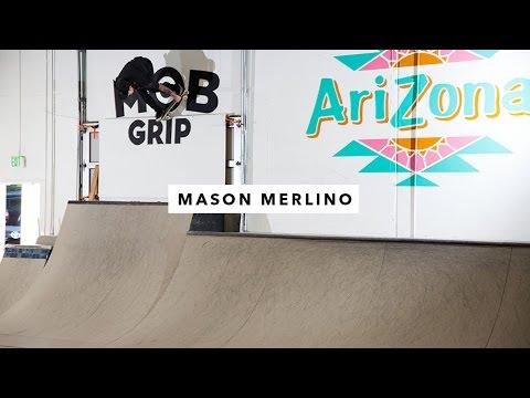 TWS Park: Mason Merlino | TransWorld SKATEboarding