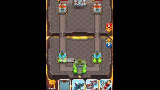 Jungle Clash- Gameplay with General Venom