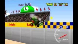 Luigi Raceway SC flap 25.76 (PAL)