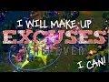 Instalok Excuses ft LUNITY Eminem The Monster ft Rihanna PARODY